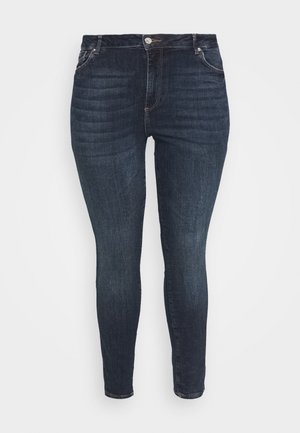 VMSOPHIA - Jeans Skinny Fit - dark blue denim