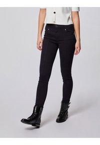 Morgan - Jeans Skinny Fit - dark blue - 0