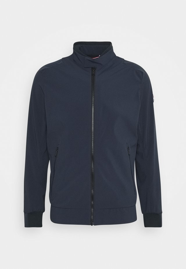 Soft shell jacket - dark blue
