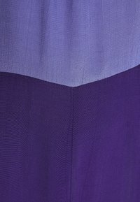 Closet - GATHERED NECK A LINE DRESS - Day dress - purple - 2