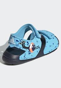 adidas Performance - ALTASWIM - Sandales de randonnée - blue - 3