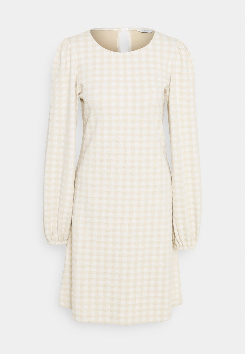 b.young - BYSILANO DRESS  - Day dress - cement
