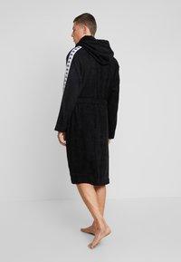 Kappa - VARDAGEN - Dressing gown - caviar - 2