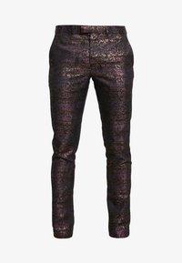Topman - Pantalon de costume - multi - 4