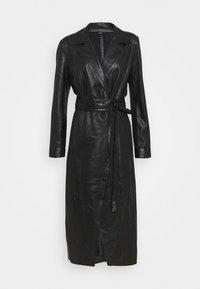 Ibana - EXCLUSIVE DAILY - Denní šaty - black - 4