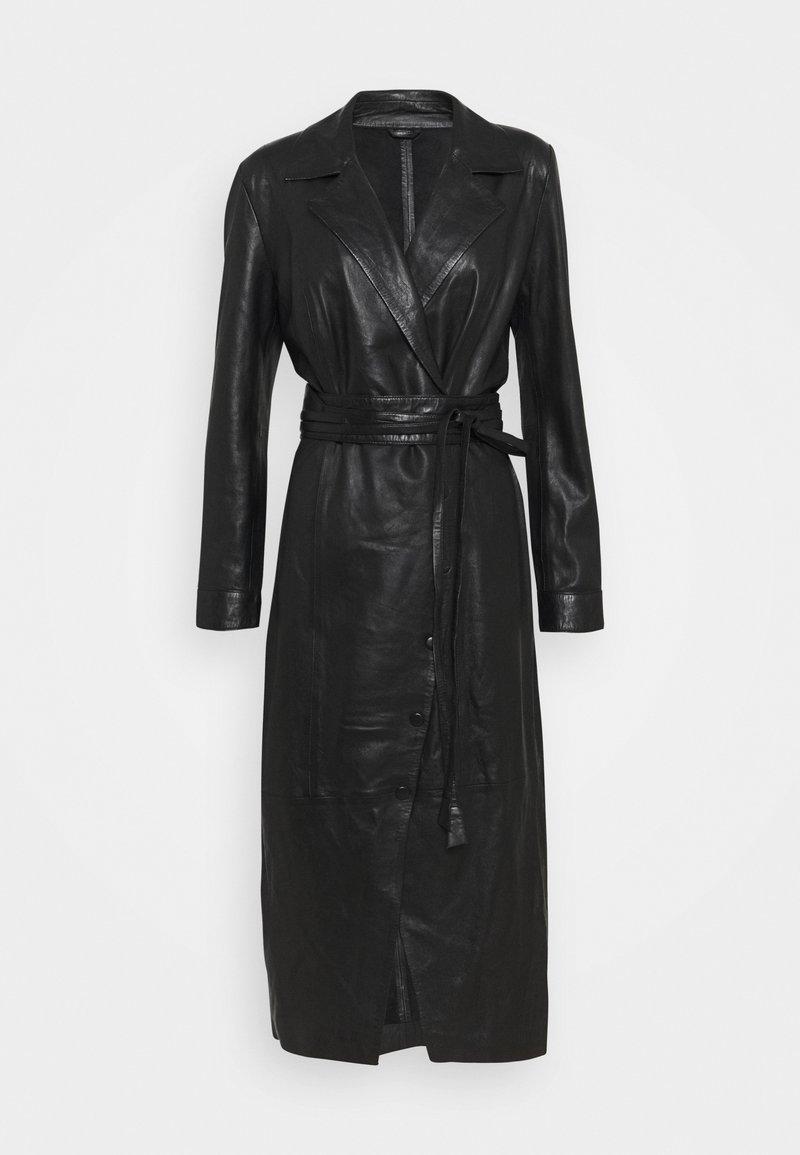 Ibana - EXCLUSIVE DAILY - Robe chemise - black