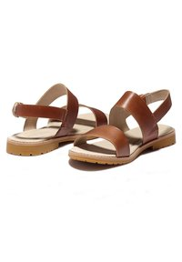 Timberland - Ankle cuff sandals - saddle - 1