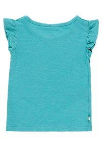 Boboli - Print T-shirt - turquoise - 1