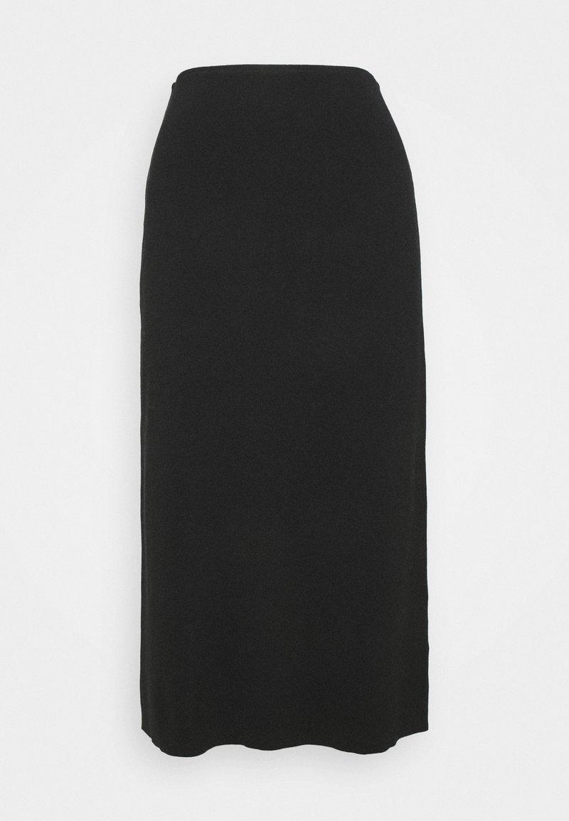 J.CREW - LONG SKIRT - Pencil skirt -  dessert sand