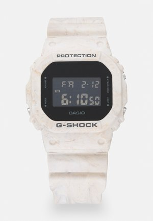 UTILITY WAVY MARBLE UNISEX - Digital watch - tan