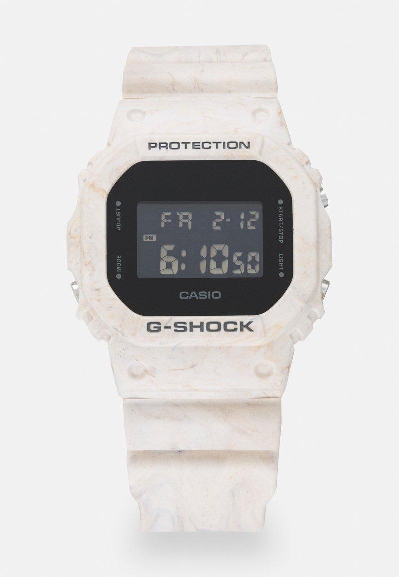 G-SHOCK - UTILITY WAVY MARBLE UNISEX - Digitální hodinky - tan