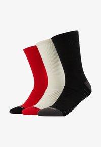 Nike Performance - EVERY CUSH 3 PACK - Sports socks - black - 1