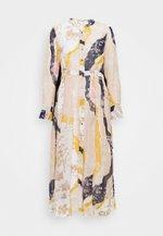 KYNDALL DRESS - Shirt dress - multi coloured