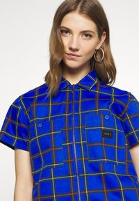 Obey Clothing - BAILEY WORK - Button-down blouse - cobalt - 4