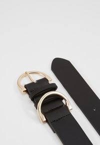 Gina Tricot - TANKI BELT - Belte - black/gold-coloured - 3