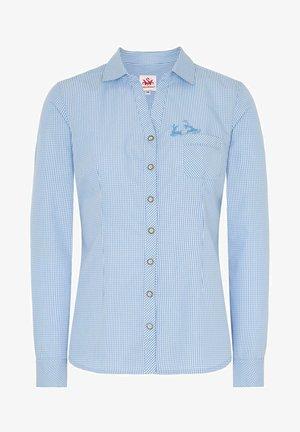 SPIETH    - Button-down blouse - hellblau