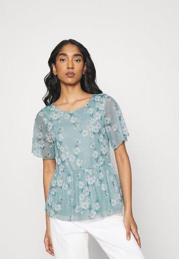 VIMIRANDA - Print T-shirt - jadeite