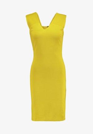 YASCANE SHORT DRESS  - Kotelomekko - chive