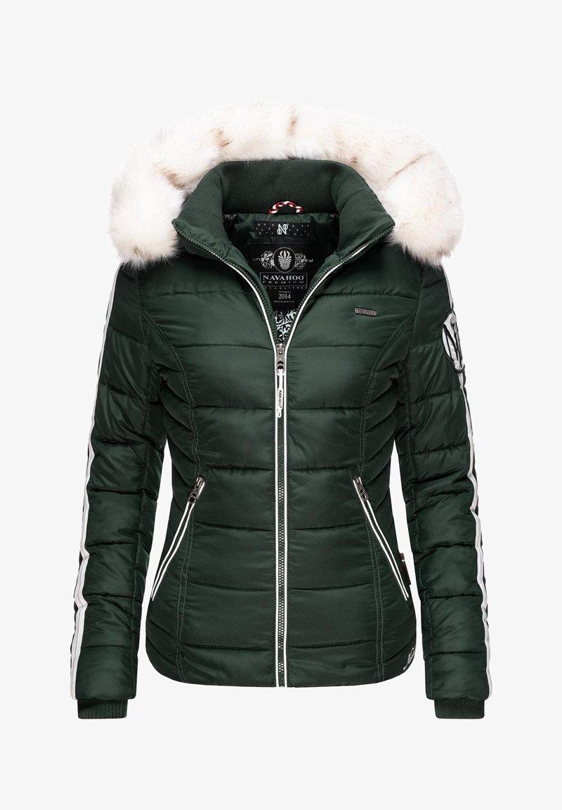Navahoo - KHINGAA - Winter jacket - forest green