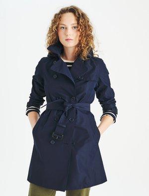 FEELTRENT - Trenchcoat - navy blue
