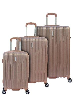 Luggage set - rosa/rose