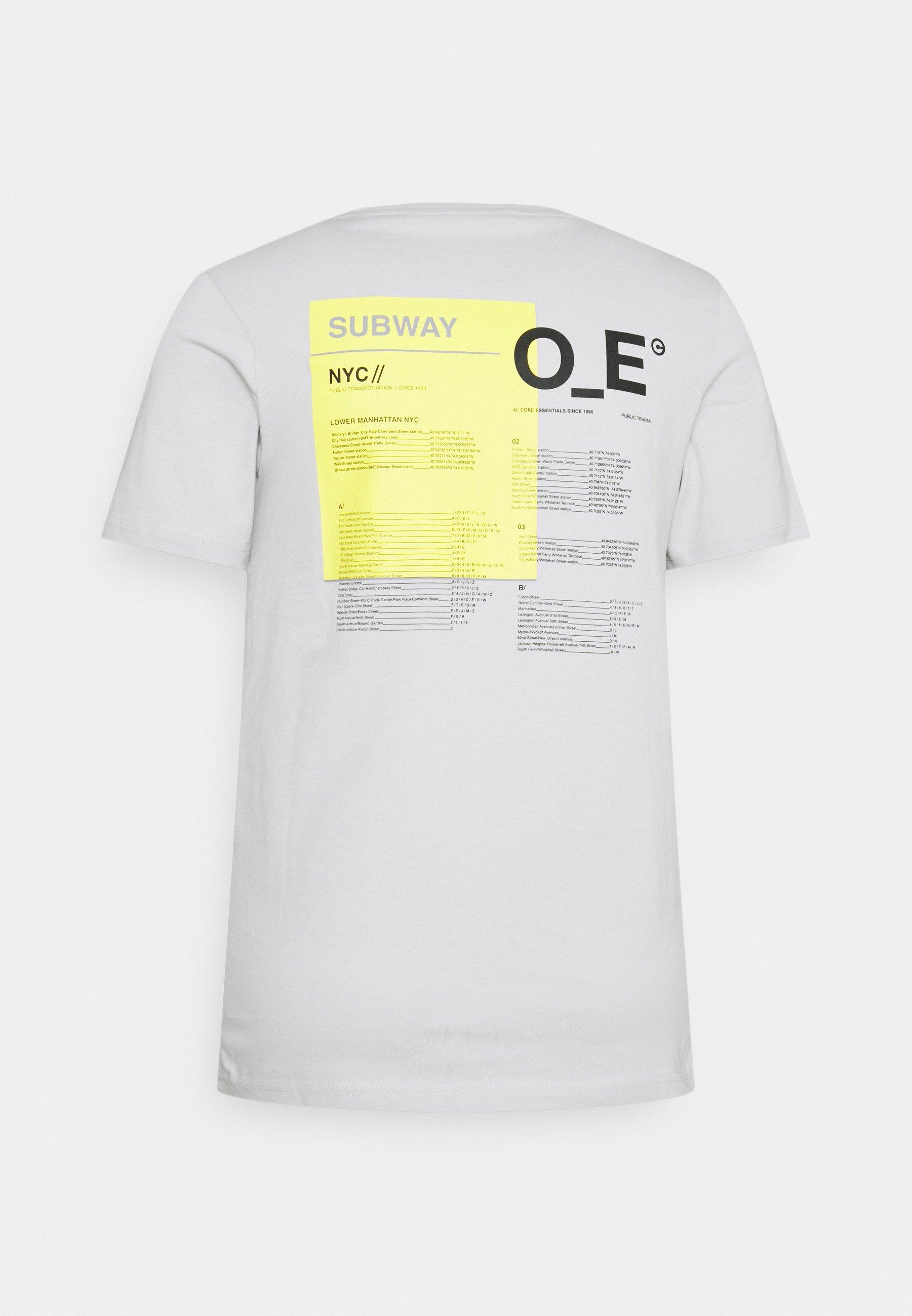 Men JCOFIX  - Print T-shirt