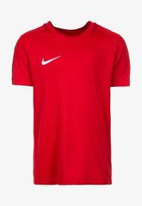 Nike Performance - DRY ACADEMY 18 - Print T-shirt - red - 0