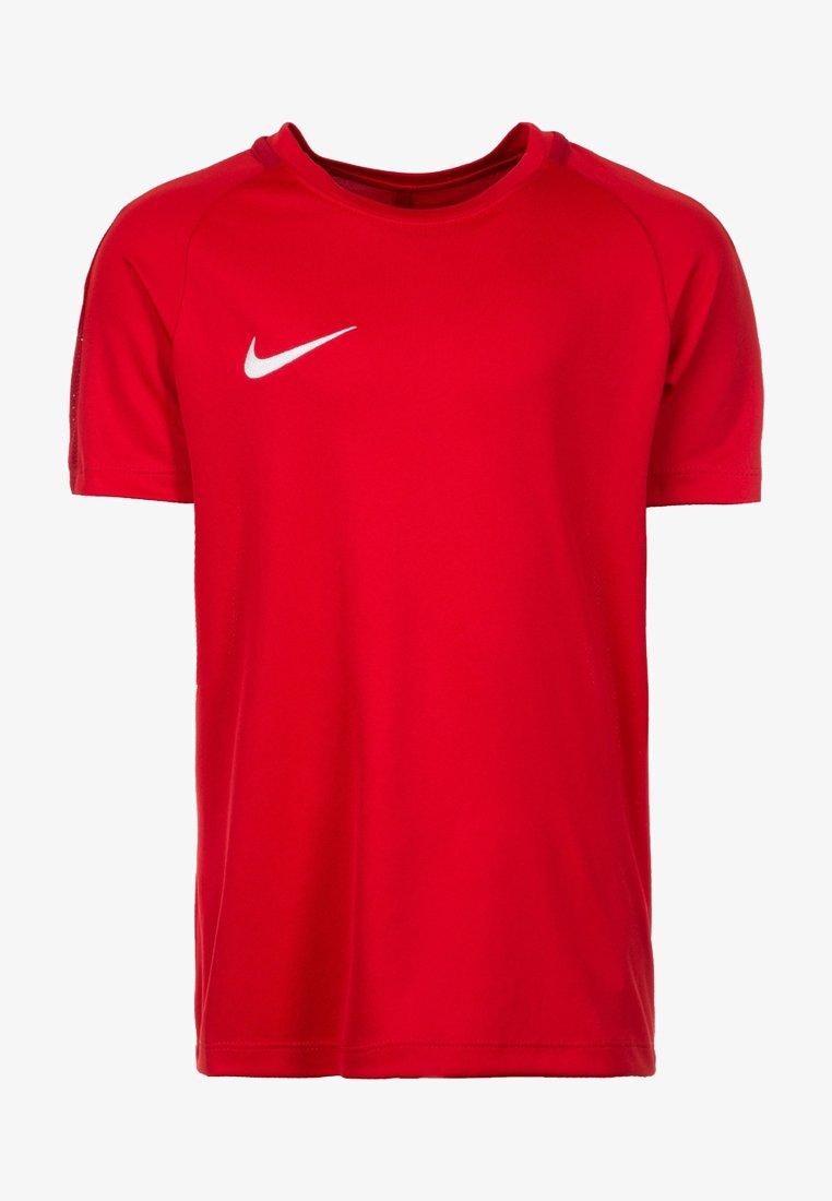 Nike Performance - DRY ACADEMY 18 - Print T-shirt - red
