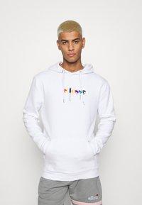 Ellesse - BAZ OH HOODY - Sweatshirt - white - 0
