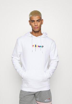 BAZ OH HOODY - Sweatshirt - white