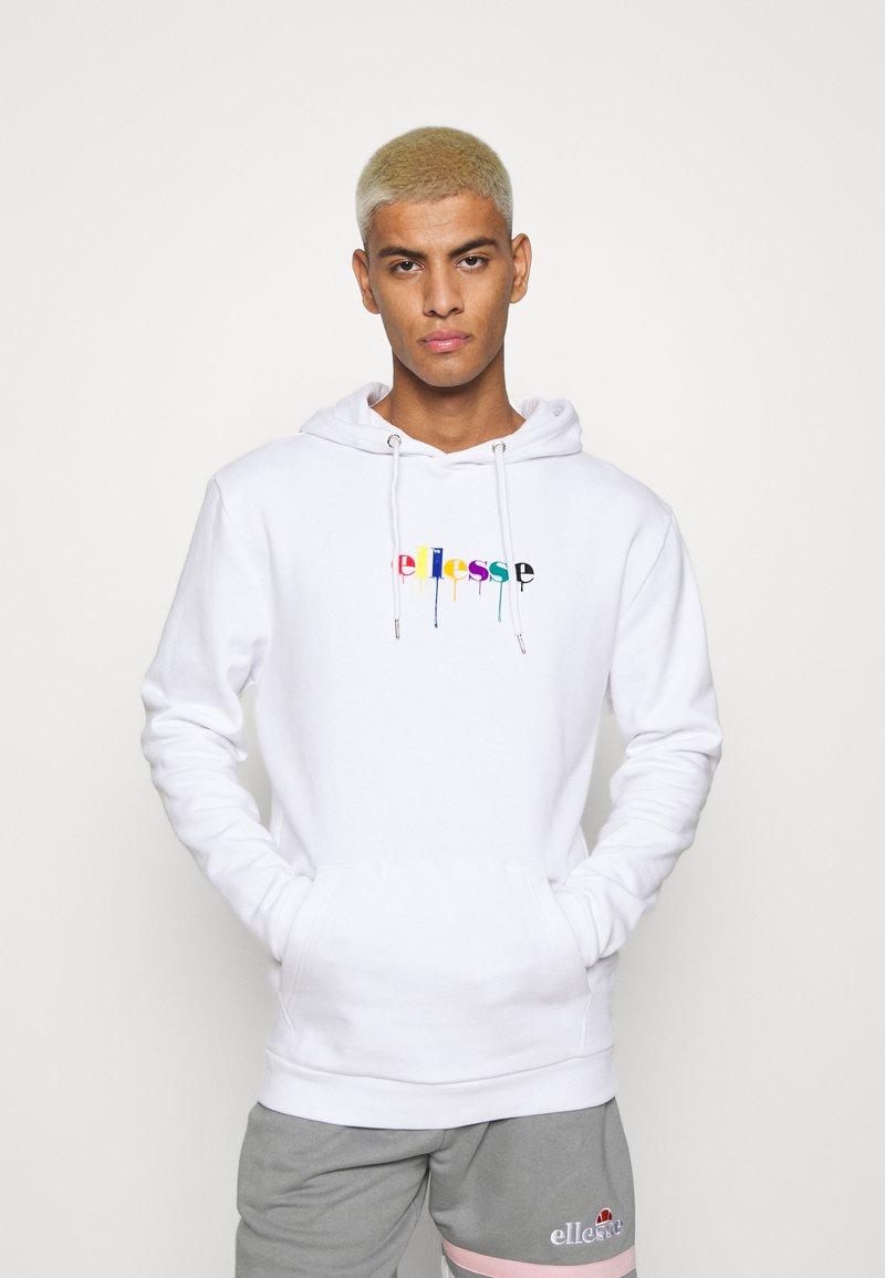 Ellesse - BAZ OH HOODY - Sweatshirt - white