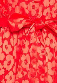 kate spade new york - POPPY FIELD JACQUARD DRESS - Day dress - red - 2