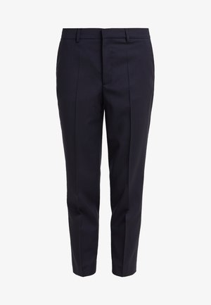 EMMA - Trousers - dark navy