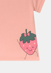 Jacky Baby - GIRLS 2 PACK - Print T-shirt - light pink/white - 3