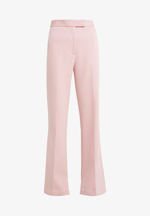 TOPSTITCH SEAMLINE STRUCTURED  PANT - Trousers - blossom