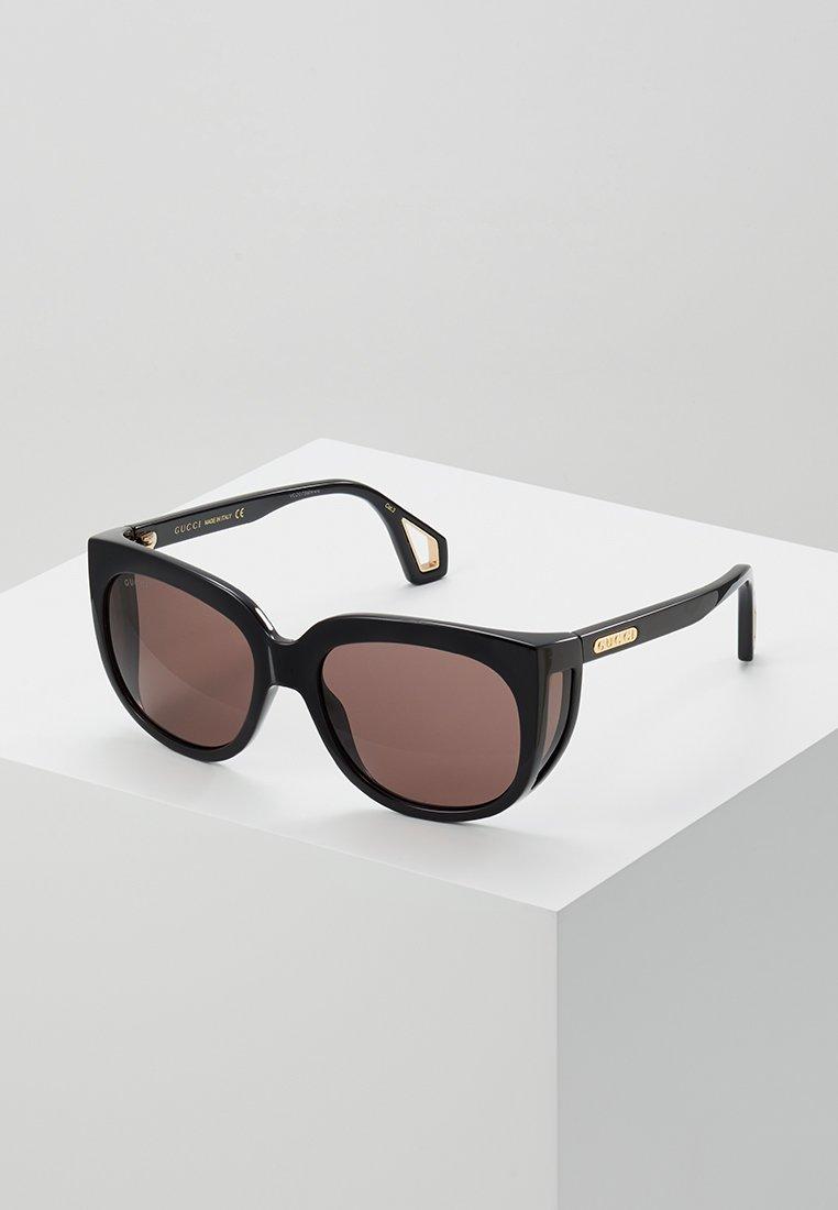 Gucci - Sluneční brýle - black/brown