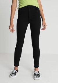 Abrand Jeans - Jeans Skinny Fit - black magic - 0