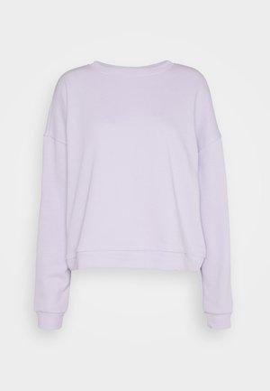PCEMILA  - Sweatshirt - purple heather