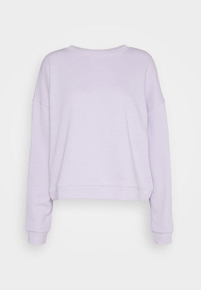 PCEMILA  - Sweatshirt - purple heather