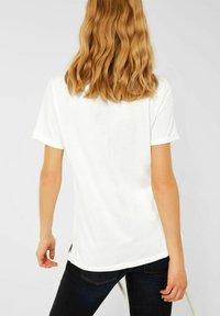 Street One - MIT PART - T-shirt med print - weiß - 0