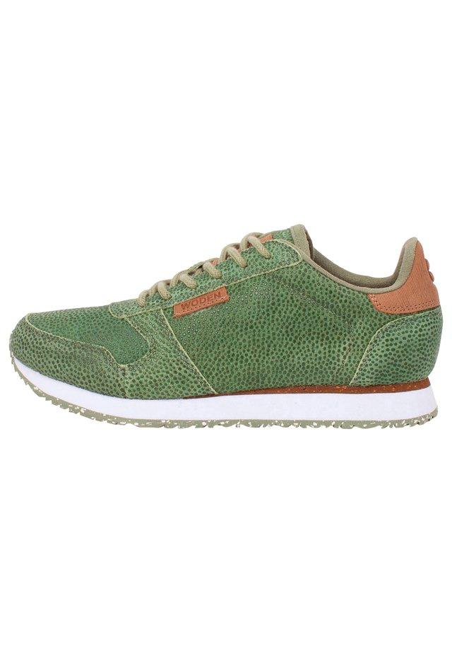 YDUN PEARL - Sneakers basse - grün