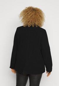 Cotton On Curve - THE RACHEL - Sportovní sako - black - 2