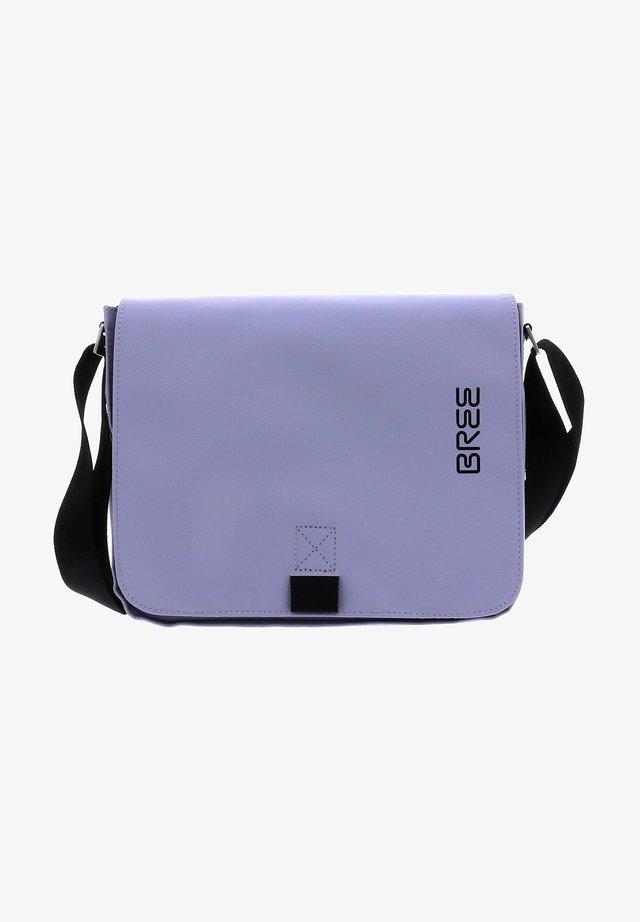 Across body bag - lavender