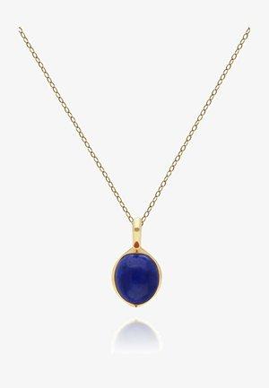 LAPIS LAZULI  - Necklace - blue