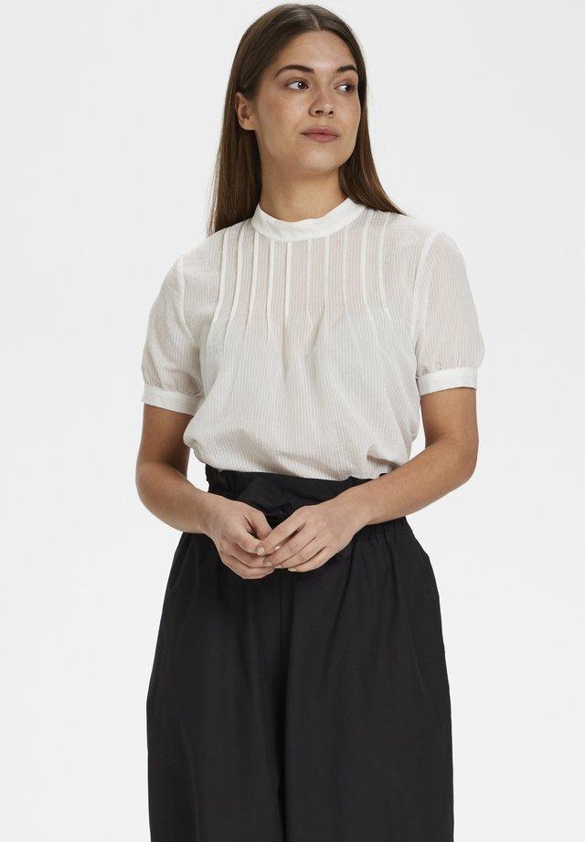 T-shirt z nadrukiem - pure white