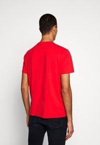Just Cavalli - Print T-shirt - grenadine red - 2