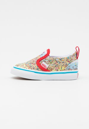 UNISEX - Slip-ons - yellow/multicolor