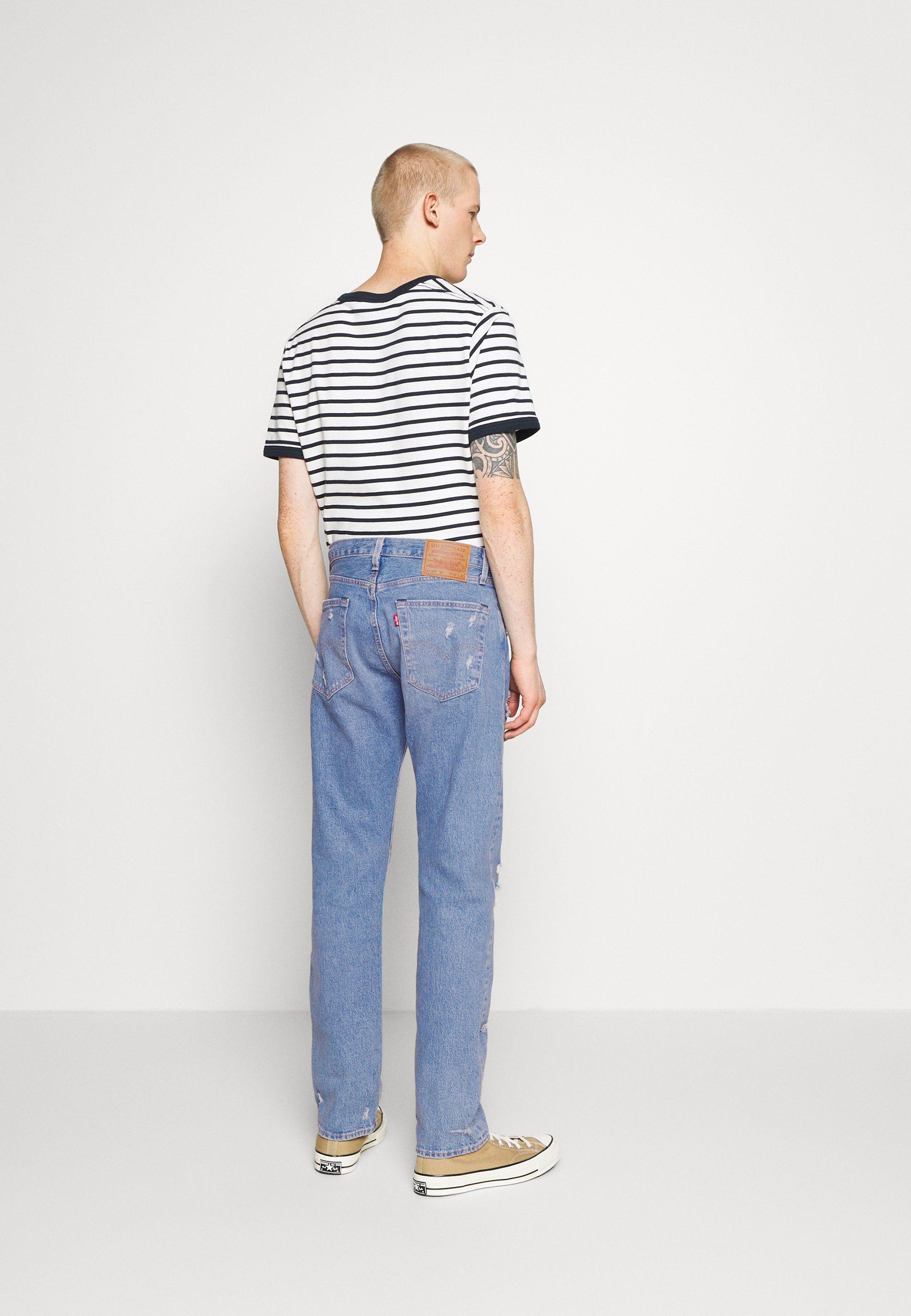 Levi's® 501® Birthday '93 Straight - Jeans Leg Blue Eyes/blå Denim