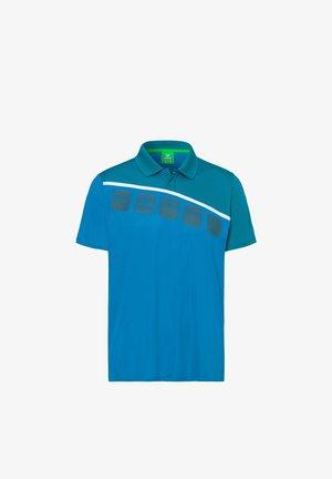 5-C POLOSHIRT KINDER - Poloshirt - blue/white