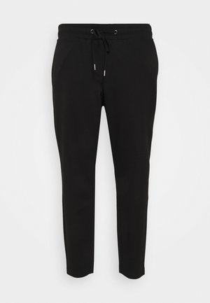 PANTS - Trousers - deep black